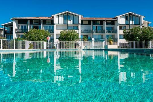 Disfruta de Biarritz con un fin de semana en mayo en uno de los complejos de apartamentos de mayor categoría de la zona ¡Un fin de semana diferente para disfrutar con quien tú quieras!