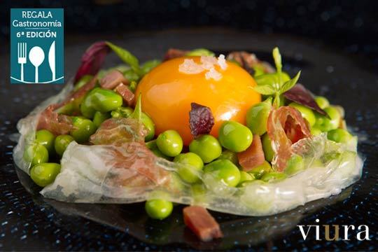 Menú especial en el Restaurante Viura ¡Exquisita cocina de autor!