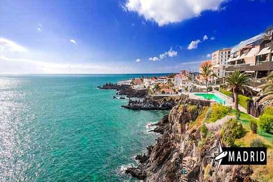 Tenerife en julio ¡Vuelo + 7 noches con desayuno en estudio!