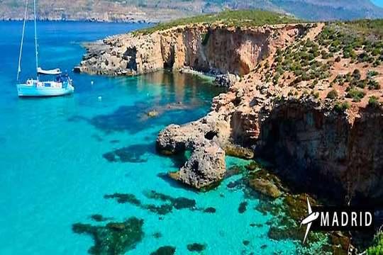 Octubre a Malta: Vuelo + 7 noches con desayuno en hotel