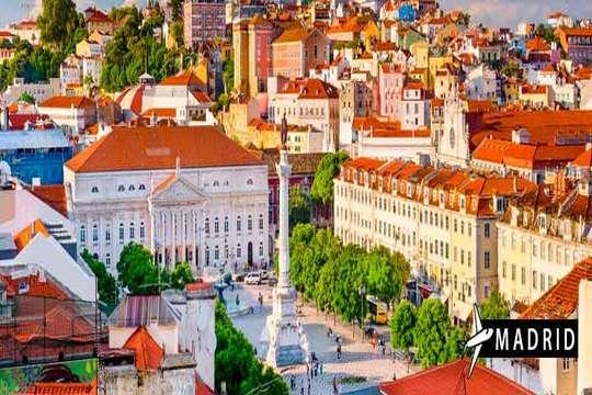 Puente de diciembre a Lisboa ¡Vuelo + 4 noches en hotel + desayuno!