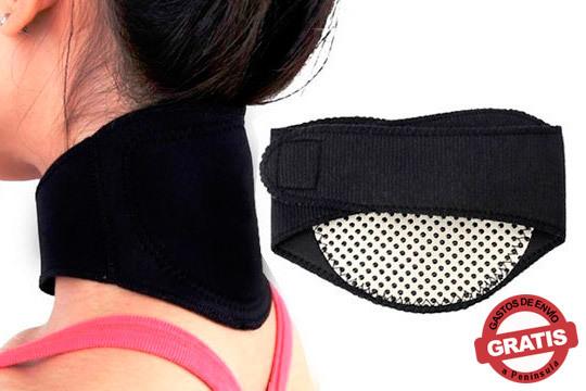 Relaja los músculos de las cervicales, mejora la circulación, alivia el dolor... gracias a este fantástico masajeador térmico para el cuello