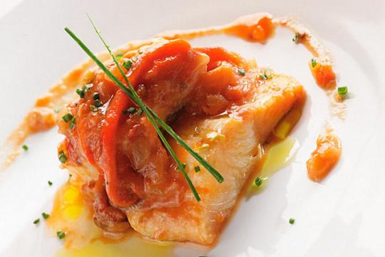 Suculento menú Mar y Tierra de 5 o 6 platos ¡En el centro de Vitoria!