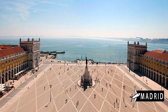 primavera a Lisboa desde Madrid