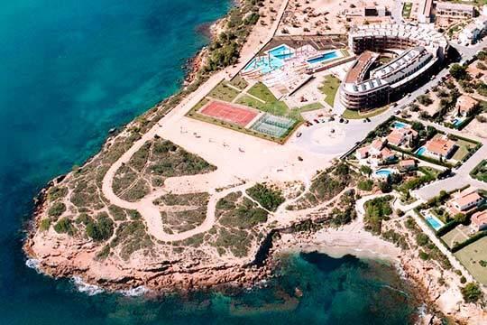 Del 13 al 17 de abril disfruta de unas vacaciones en familia en Tarragona en régimen de pensión completa en el hotel Ohtels Les Oliveres 4* ¡para 3 o 4 personas!