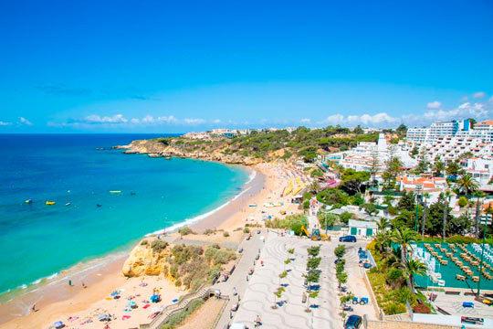 En julio disfruta de lo mejor del Algarve portugués con 7 noches en hotel de 4* y régimen de Todo Incluido ¡Las vacaciones de lujo que te mereces!