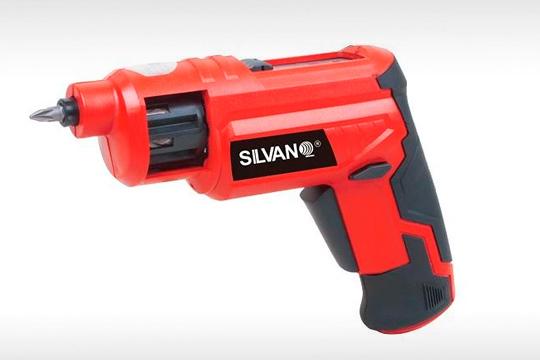 Conviértete en el rey de los arreglos de la casa con este práctico destornillador revólver con 7 puntas integradas ¡No habrá tornillo que se te resista!