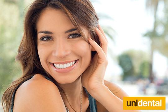 Si hace mucho tiempo que no vas al dentista, Unidental te lo pone muy fácil con este completo tratamiento contra el bruxismo, radiografía... ¡La salud de tu boca es muy importante!