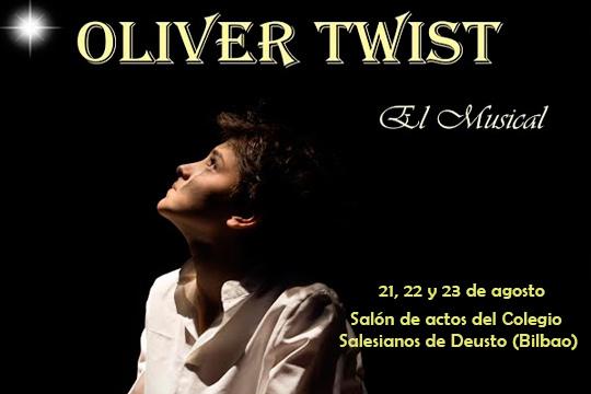 Estas fiestas disfruta en Bilbao del musical que narra las aventuras del famoso huérfano Oliver Twist ¡Gustará a grandes y pequeños!