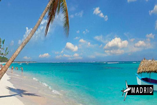 Últ. hora: Punta Cana de Madrid + 7 noches TI ¡Playas paradisíacas!