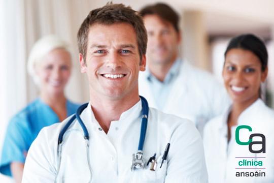 Vasectomía retornable para hombres en la Clínica Ansoain de Pamplona ¡Con el equipo del  Doctor Gurrea!