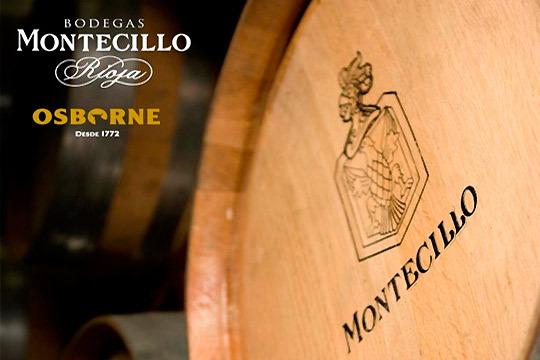 Visita completa a las instalaciones de la bodega + cata de vino crianza y reserva + picoteo + botella de crianza en Bodegas Montecillo