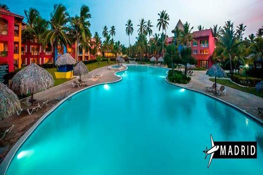 Vuelo a Punta Cana en agosto+ 7 noches en Todo Incluido