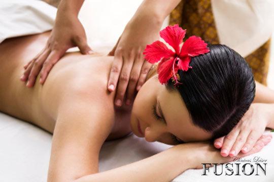 Disfruta de un masaje de 20, 30 o 50 minutos en el centro Láser Fusión Vitoria ¡Sabiduría oriental para alcanzar el más auténtico relax!