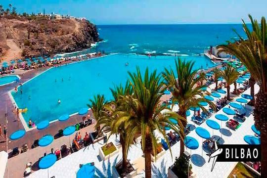 ¡Vive Tenerife en Todo Incluido! Vuelo de Bilbao + 7 noches en hotel