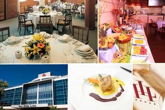 Celebra el Día de la Madre con un bufé libre en el Gran Hotel Lakua ¡Variedad y calidad de 5 estrellas!