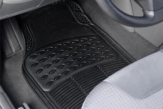 Pack universal de alfombrillas para coche