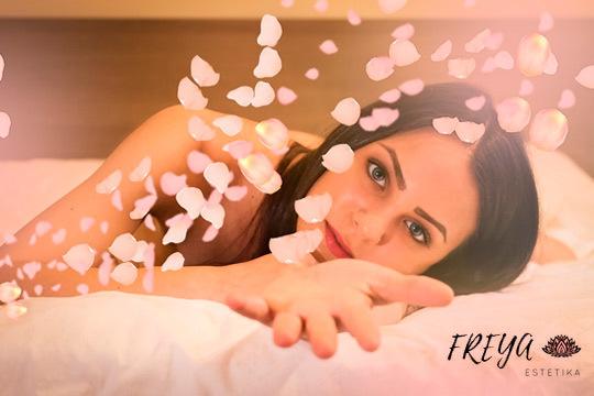 Cuida tu piel después del verano con una hidratación facial con extracto de rosas en Freya Estetika ¡Incluye limpieza, peeling y mascarilla!