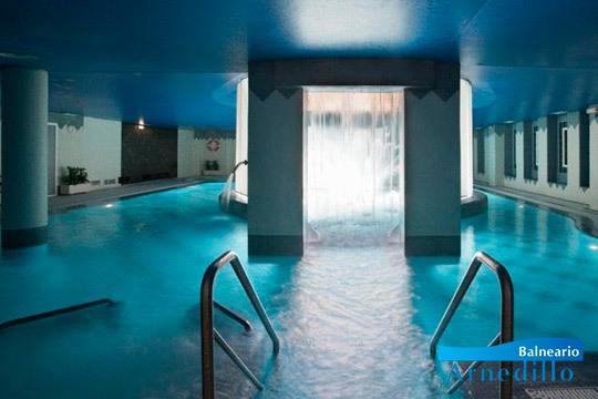 Relájate con 1 o 2 noches en pensión completa + circuito termal ¡Relax para tu cuerpo y mente en La Rioja!