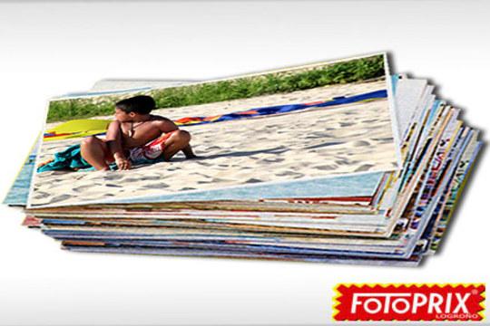 Revelado de 50 o 100 fotos de tamaño 10x15cm o de 11x17cm en Fotoprix ¡Revela y conserva tus mejores recuerdos!