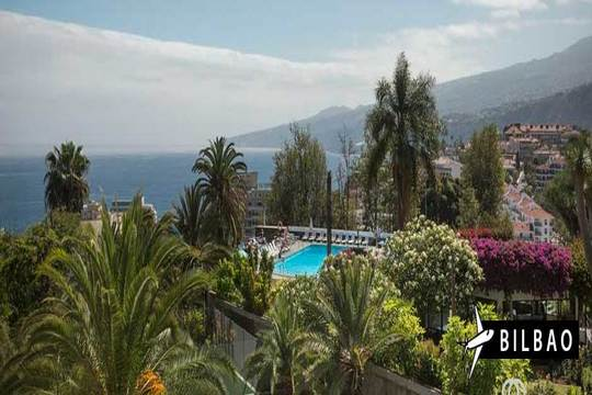 10/12 a Tenerife ¡Vuelo de Bilbao + 7 noches en pensión completa!