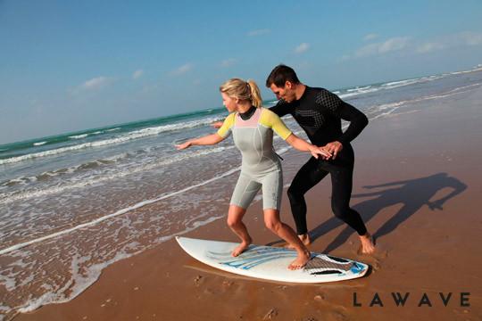 Este verano iníciate en el surf o el bodyboard con 3 horas de clases para 1, 2 o 4 personas ¡En la playa de Somo!