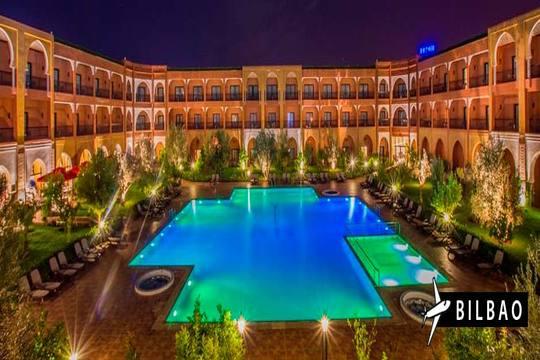 Semana Santa a Marrakech: Vuelos directos de Bilbao + 5 noches con A.D
