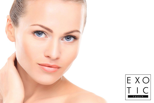 Rejuvenece tu piel con una eficaz sesión de láser frío NanoByonik en el centro especializado Exotic Touch ¡Opción a facial, escote, cuello y manos!