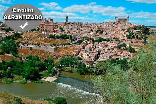 Escápate a Toledo, Aranjuez, Segovia y Ávila en Semana Santa y disfruta de su encanto ¡Salidas desde Bilbao, Vitoria, Donosti y Pamplona!