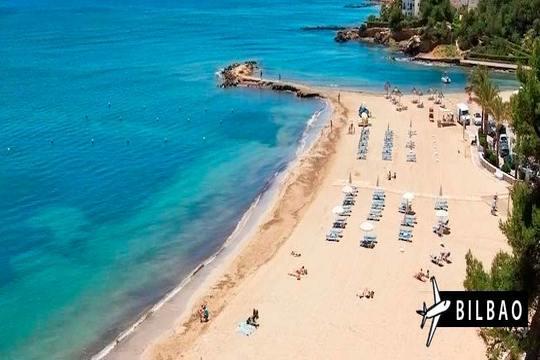 ¡Última hora! Verano en Ibiza: Vuelo de Bilbao + 7 noches en MP