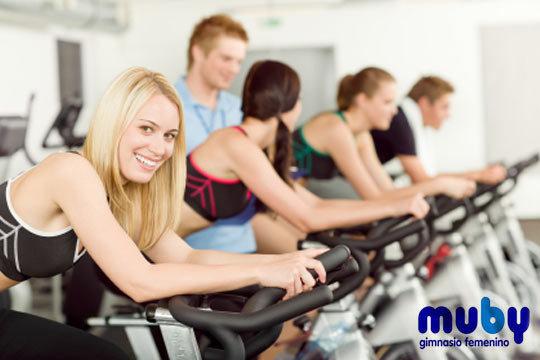 Aprovecha las mañanas para ponerte en forma con 1 mes de acceso libre a máquinas del Gimnasio Muby