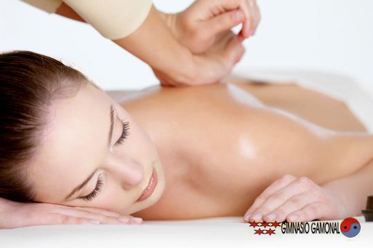 Elige entre 1, 3 o 5 sesiones de masaje relajante o deportivo en Gimnasio Gamonal ¡Despídete de la tensión acumulada!