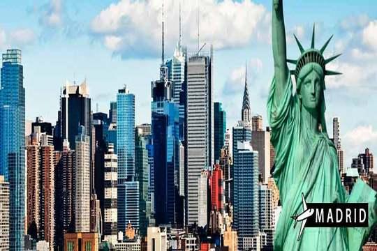 Descubre Nueva York en enero ¡Vuelo + 5 noches de hotel!