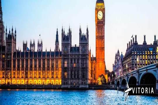 Puente de diciembre: Vuelo a Londres desde Vitoria + 4 noches en AD