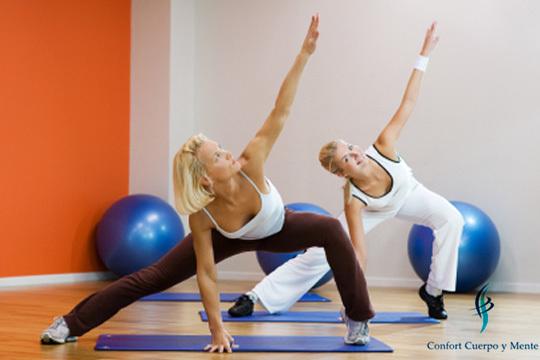 Ponte en forma con 1, 3 o 5 clases de pilates, estiramientos y mantenimiento ¡La combinación perfecta en Confort Cuerpo y Mente!