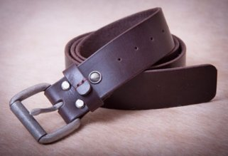 Leather Men Belts