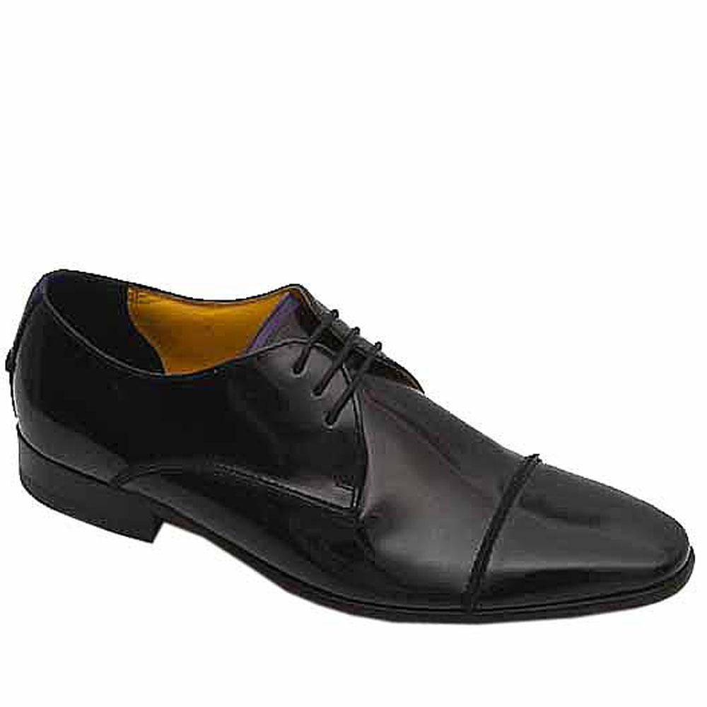 Marks & Spencer Autograph Black Leather Men Shoe