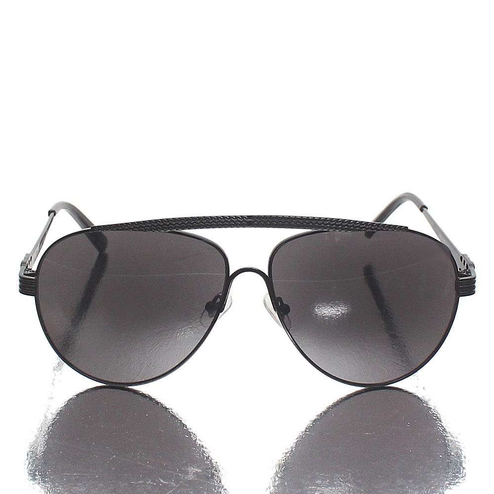Black Designer Aviator Sunglasses