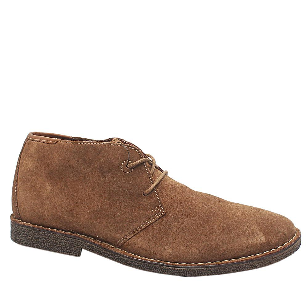Limited Brown Suede Leather Men Shoe-Sz 45