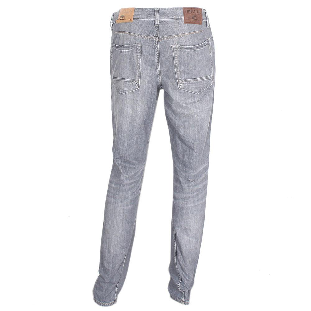 Timberland Gray Men Jeans