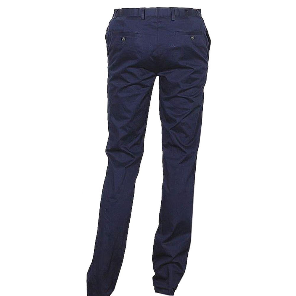 M&S Autograph Navy Men Trouser