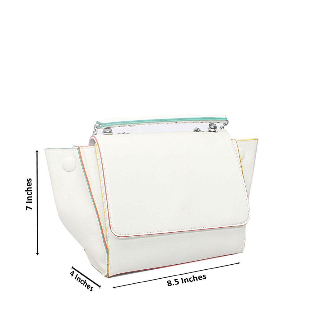 White-Leather-Shoulder-Handbag-Wt-Stains
