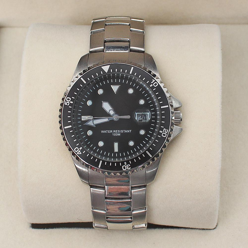 Marks & Spencer Silver Men Watch -comes in wholesale case