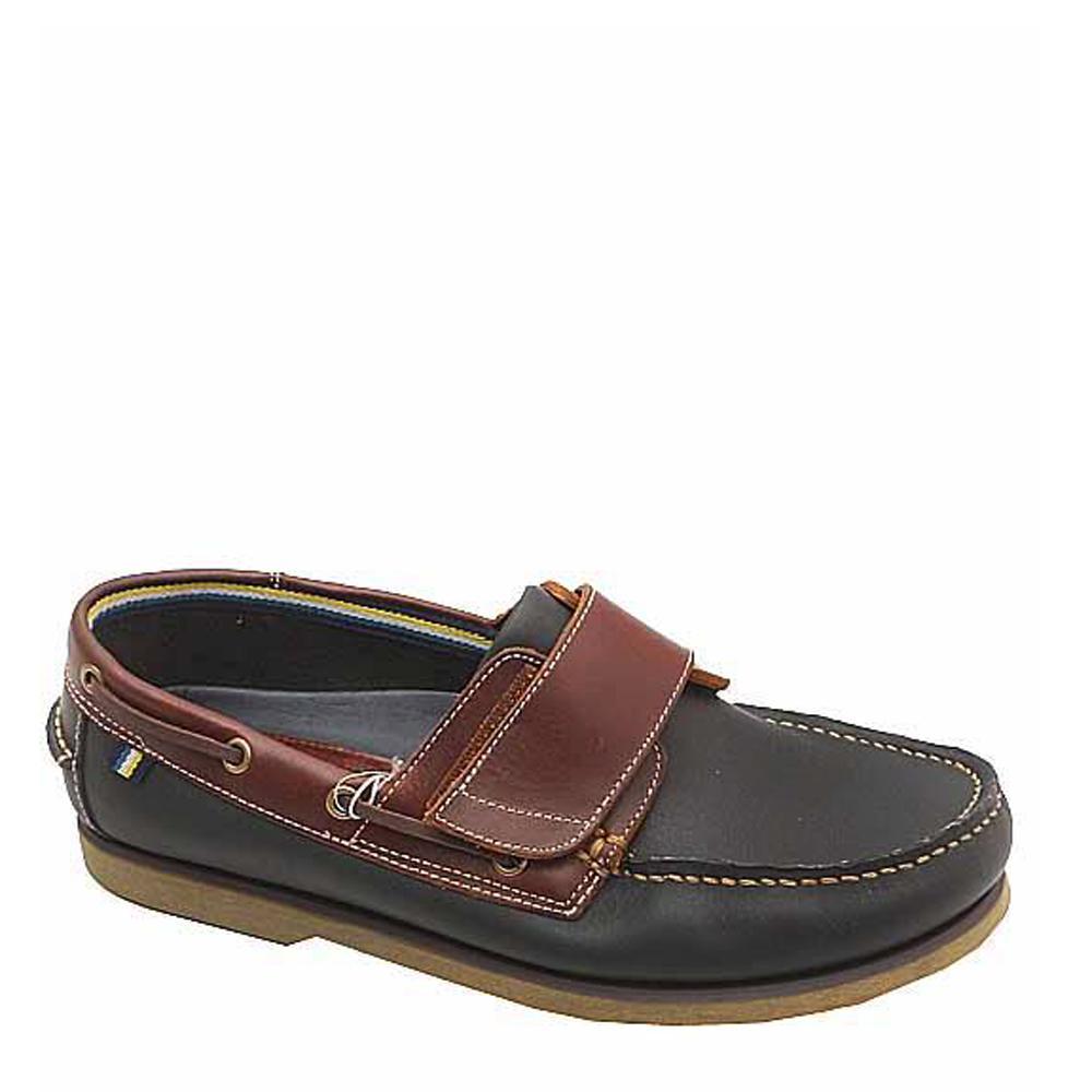 Marks & Spencer Blue Harbour Navy Leather Men Shoe-43
