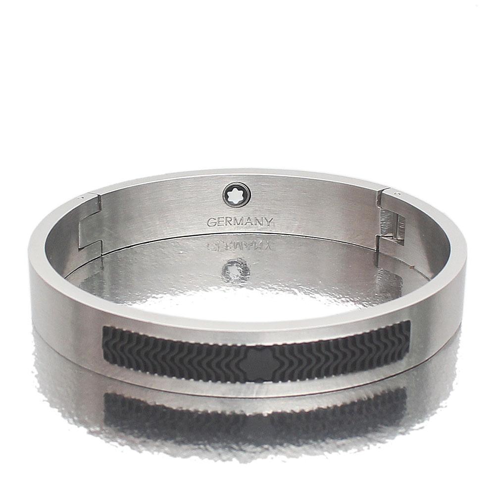 Mont Blanc Stainless Steel Bracelet