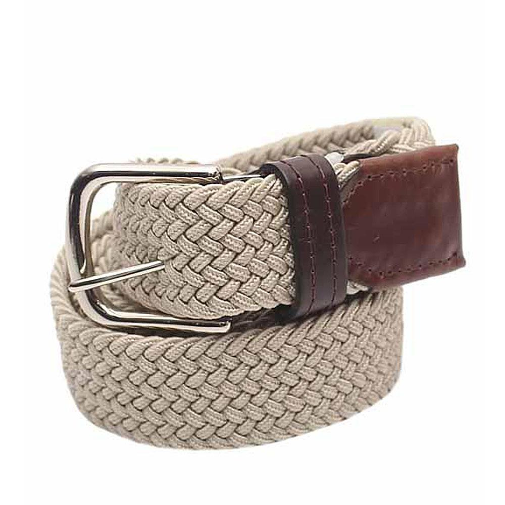 Blue Harbour Off White Woven Belt L 42-
