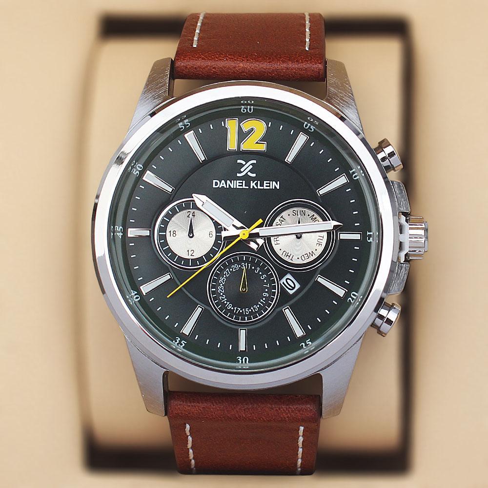 Daniel-Klein-Panorama-Brown-Leather-Sport-Series-Watch
