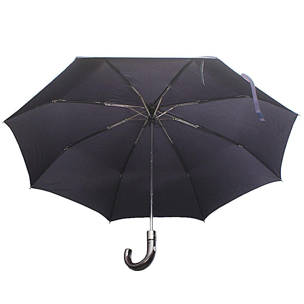 Marks & Sperncer Navy Flexirib Auto Open & Close Umbrella