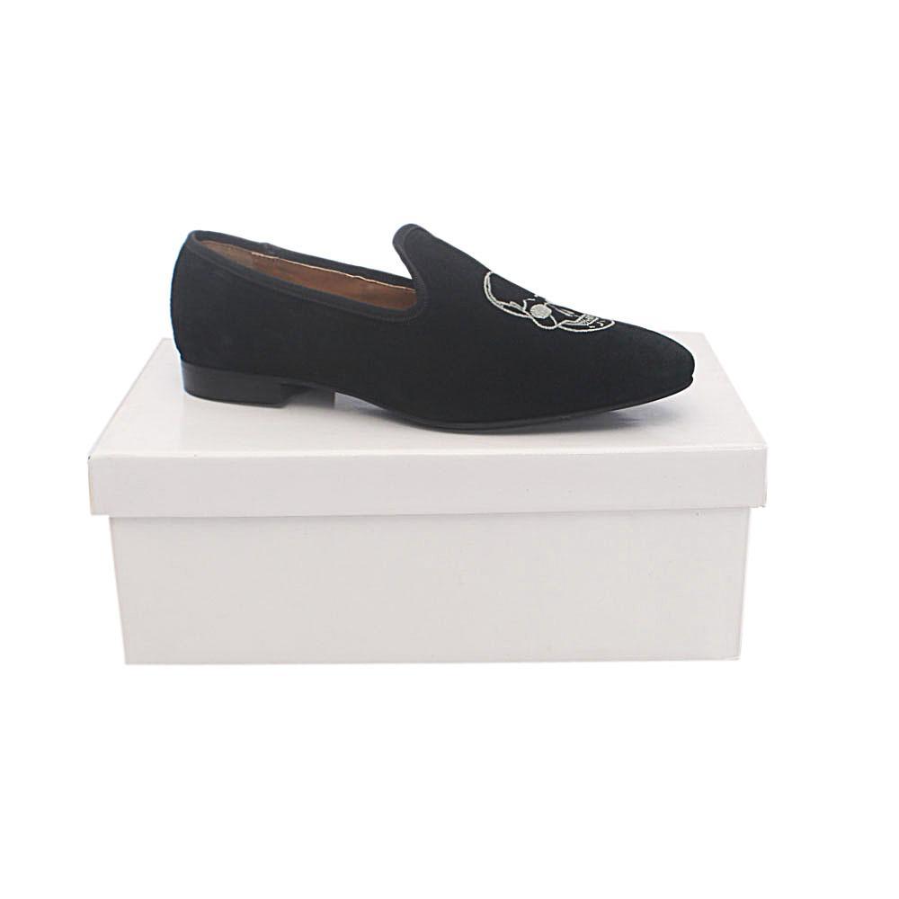 Kurt Geiger Oldbury Black Suede Premium Leather Shoe