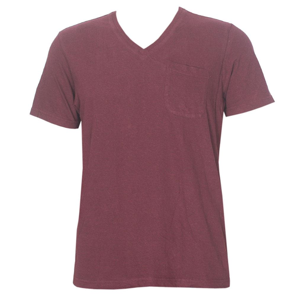 David Gandy Autograph Wine Cotton Men T-Shirt